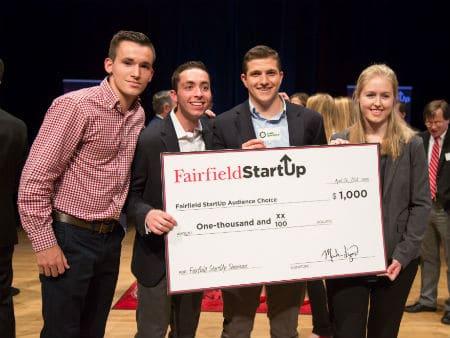 Adam Belardino Attends Fairfield StartUp's Showcase Panel