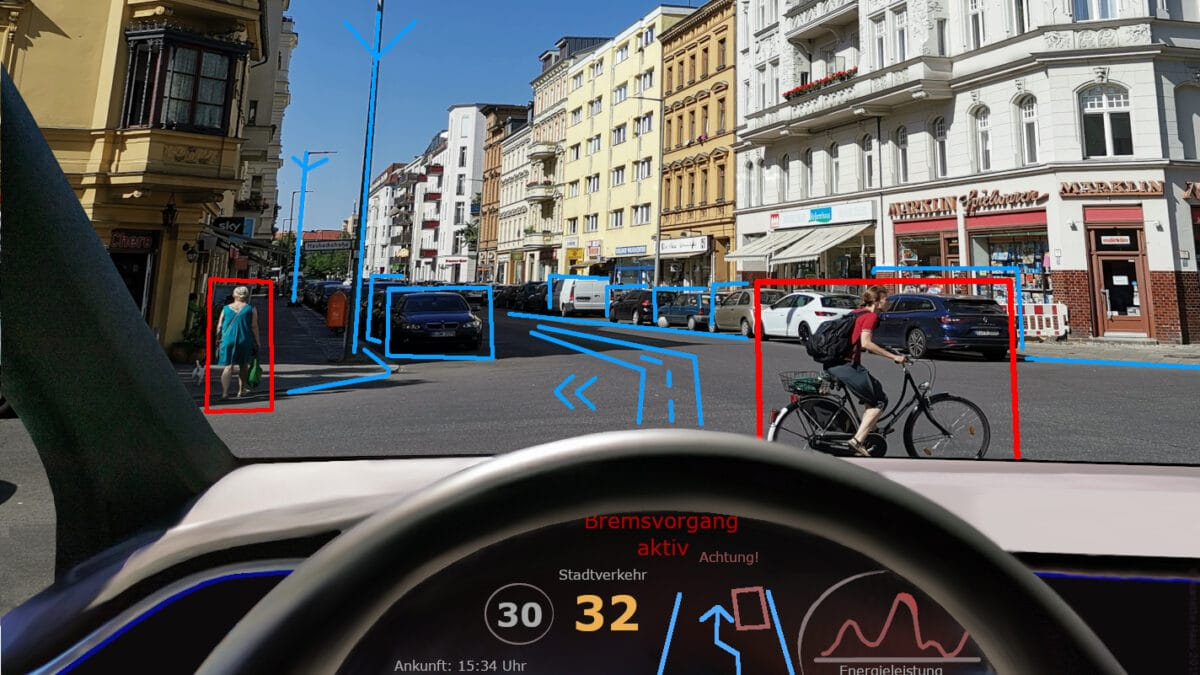 Autonomous Driving Startups Lead the Way
